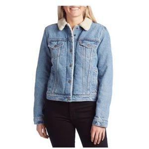 LEVIS blue denim jacket